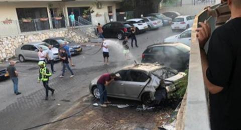 صوت قنبلة يهز الناصرة، تبعه إطلاق نار وأصوات إسعاف