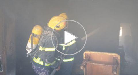 بالفيديو: فاجعة في  بيت لحم.. مصرع طفلين شقيقين وإصابة آخرين جراء حريق بمنزلهم