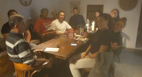 جمعية الدفاع عن حقوق المهجرين تلتقي مع وفد من حركة الشباب الفلسطيني في الولايات المتحدة