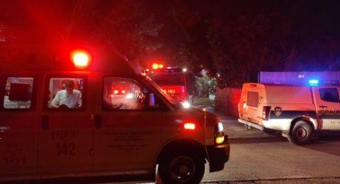 مصرع عامل أجنبي بحريق في بلدة قرب نتانيا