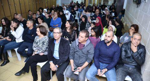 إفتتاح المشروع الموسيقي العكي العربي في مدرسة أورط على أسم حلمي الشافعي عكا.