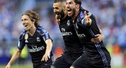 ثورة في العمود الفقري لريال مدريد تكلفه 400 مليون يورو
