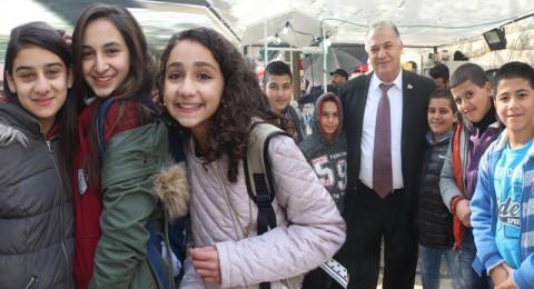 بالصور: الناصرة مبتهجة في ثاني أيام الكريسماس ماركت
