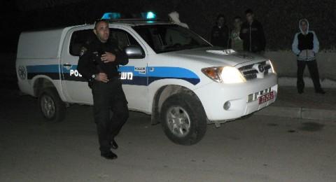 إلقاء قنبلة على بيت في كفر سميع واعتقال مشتبه من كسرى