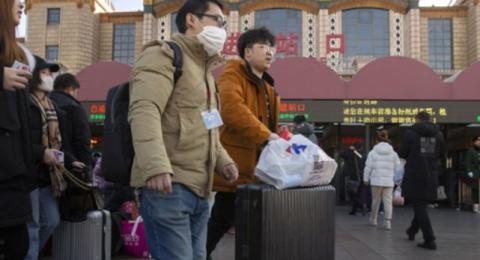 اسرائيل تحّذر والصين تغلق معالم سياحية خوفا من انتشار فيروس كورونا