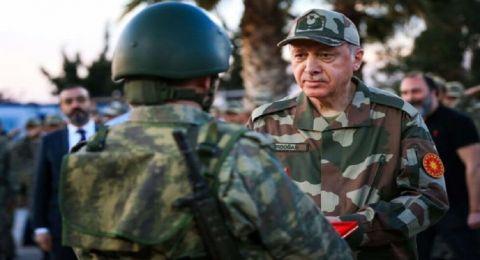 أردوغان: قد نتوغل أكثر داخل سوريا وسنبقى في ليبيا حتى الإقرار بحقوقنا في المتوسط