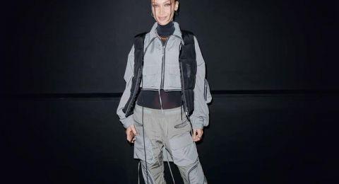 بيلا حديد تختار أغرب الأزياء في 3 أيام في باريس