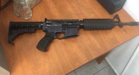الشرطة توقف مشتبة من سكان عيلوط باطلاق نار وحيازة السلاح بشكل غير قانوني