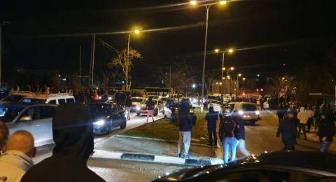 عقب اختفاء الطفل قيس: إصابة 23 مواطنا في بيت حنينا واغلاق القدس