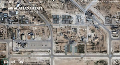 البنتاغون: إصابة 34 جنديًا أميركيًا بالمخ بالضربة الإيرانية