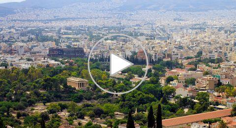 السياحة في أثينا في الشتاء