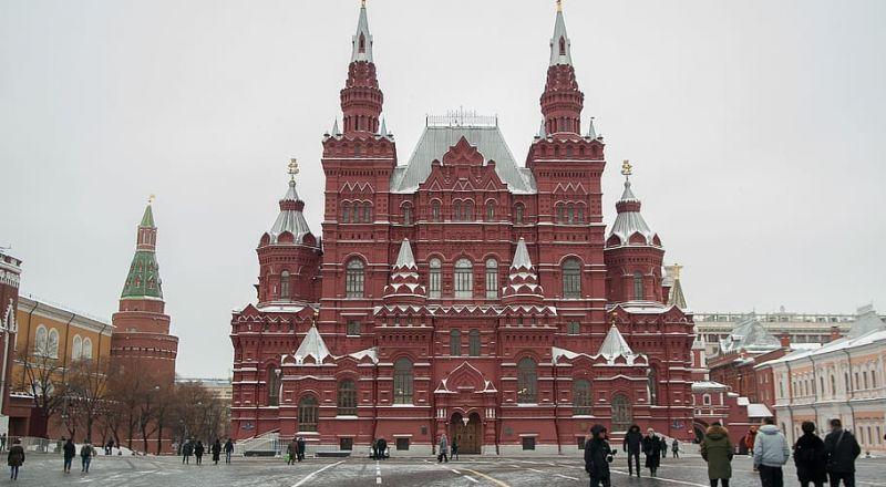 السياحة في موسكو في الشتاء