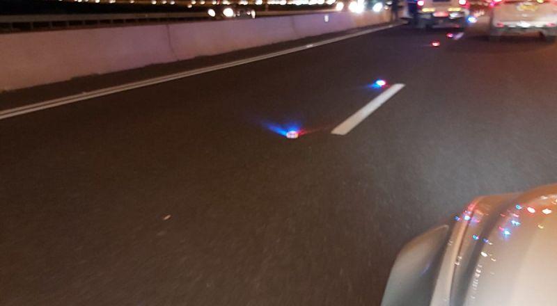 اصابات عديدة في حادث طرق بالقرب من البعينة النجيدات
