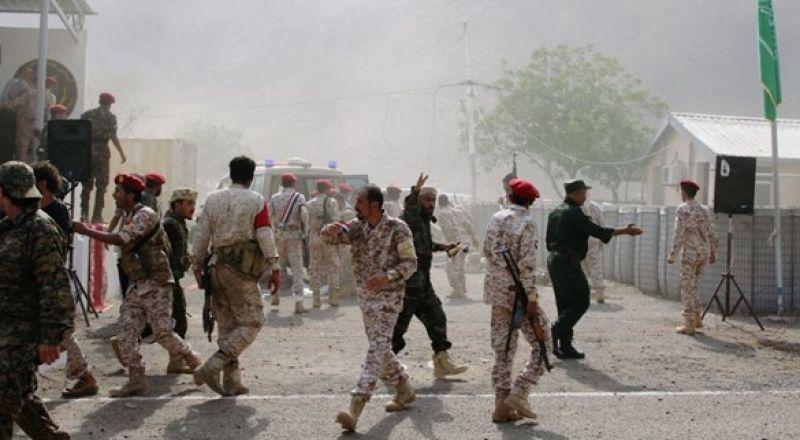 ارتفاع حصيلة الهجوم على معسكر في مأرب شمال شرقي اليمن إلى 70 قتيلاً