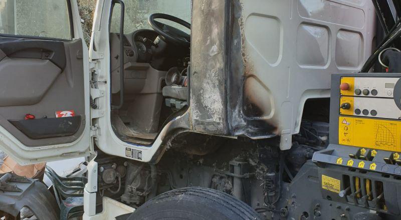 لائحة اتهام لكناوي قام بحرق سيارة آخر