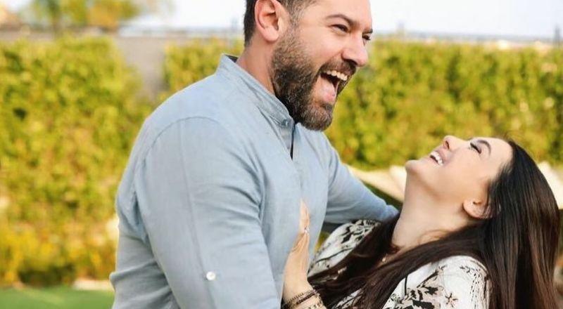 كندة علوش احتفالا بعيد: الزواج صعب جدًا.. ينجح بالحب ويحتاج للصبر