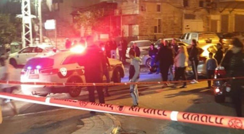 حيفا: اصابة خطيرة لشاب جراء تعرضه لاطلاق نار