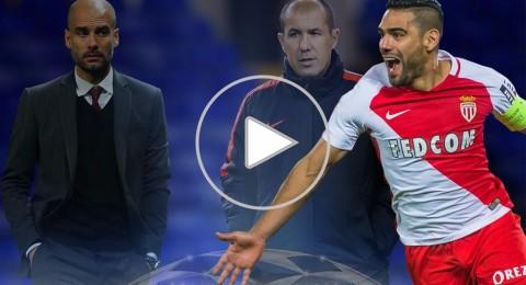 دوري أبطال أوروبا - سيتي في مواجهة القوة الهجومية لموناكو