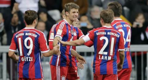 بايرن ميونيخ يسجل رقماً تاريخياً في دوري أبطال أوروبا