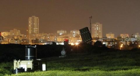 الجنوب: سماع دوي إنفجار وإطلاق صفارات الإنذار