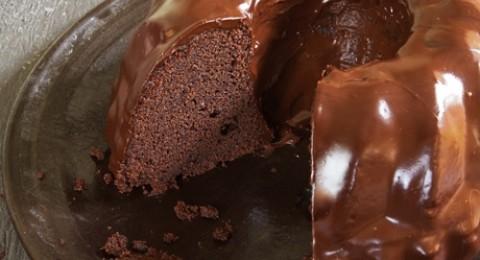 كعكة الشوكولاطة والعسل