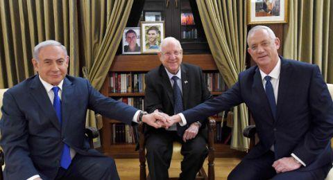 عقبات تعترض طريق حكومة الوحدة الإسرائيلية الجديدة