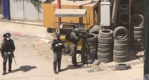 الجيش الإسرائيلي يقتحم كفر عقب بعد انسحاب قوات الامن الفلسطينية منها