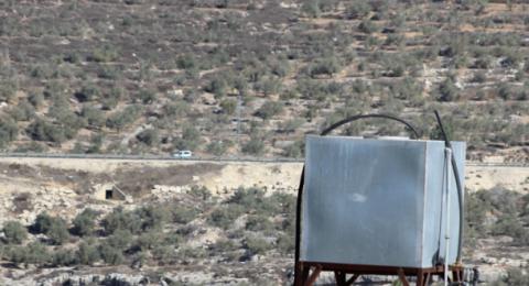 مستوطنون يعيدون بناء مبان في بؤرة استيطانية قرب نابلس
