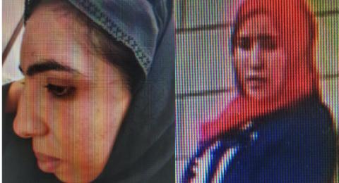الشرطة تجدد مناشدتها بمساعدتها بالعثور على نور وحنان الصانع من الترابين