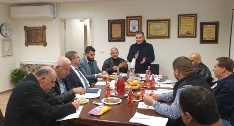 المجلس الإقليمي بستان المرج برسالة هامة للأهالي مع حلول شهر رمضان الكريم