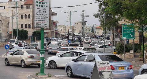 يافة الناصرة: اطلاق نار واصابة 9 أشخاص بجراحٍ متفاوتة