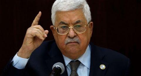 أبو مازن: سنلغي جميع الاتفاقيات اذا اقدمت اسرائيل على ضم اي اراضي فلسطينية