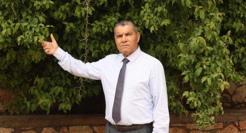 رئيس بستان المرج عبد الكريم زعبي يزف بشرى مئات طرود غدائية بقيمة 500 شاقل لأهالي القرى
