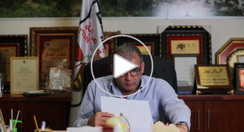 عمر نصار برسالته للمجتمع العربي: