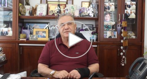علي سلام: بلدية الناصرة ستغلق أبوابها في غضون أسبوع ما لم تحول الميزانيات