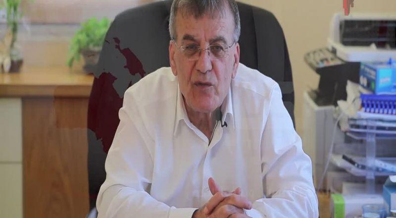 فريد غانم في رسالته : معا ننتصر على الكورونا