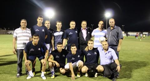 مونديال الجلبوع بعنوان التعايش بالرياضة والمنافسة