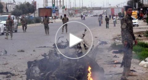 مقتل نحو 50 شخصا في تفجيرات ببغداد والبصرة