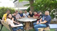 فرقة أربيسك باند التونسية في ضيافة موقع بُـكرا