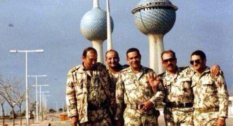 مبارك يكشف رد صدام على طلبه بالانسحاب من الكويت