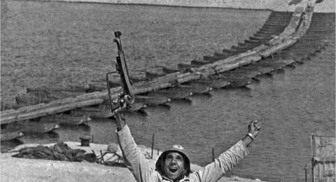 وفاة المقاتل المصري صاحب أشهر صورة في حرب أكتوبر!