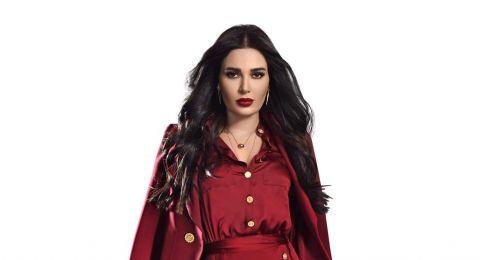 أزياء سيرين عبد النور في مسلسل الهيبة – الحصاد تشغل مواقع التواصل