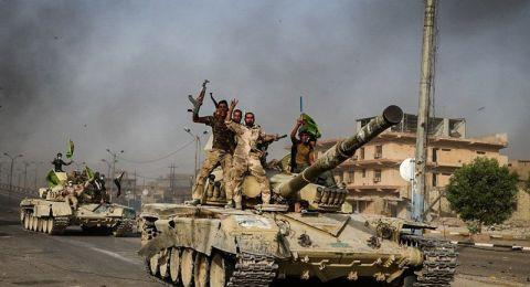 انفجار ضخم يروع سكان العاصمة العراقية