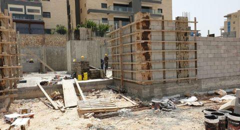 الناصرة: بناء مدرسة البيروني الخطوة الأولى في ثورة الانجازات والمشاريع