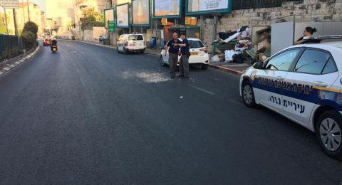 الناصرة: اعتقال شاب للاشتباه بضلوعه بحادث