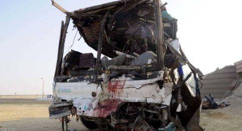 مصر.. عشرات القتلى والجرحى بحادث