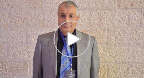المؤتمر الاول لنقابة وكلاء التأمين لواء حيفا والشمال في الناصرة