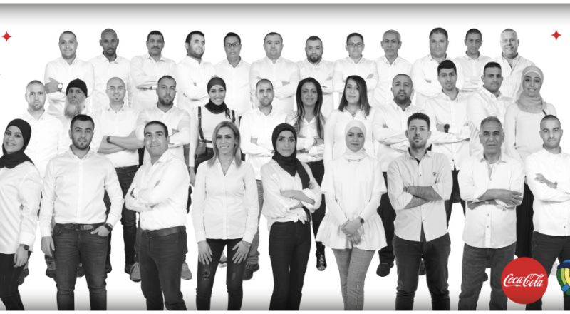 كوكا كولا  للمبيعات والتوزيع في المجتمع العربي مستمرون بالمشروع الرمضاني