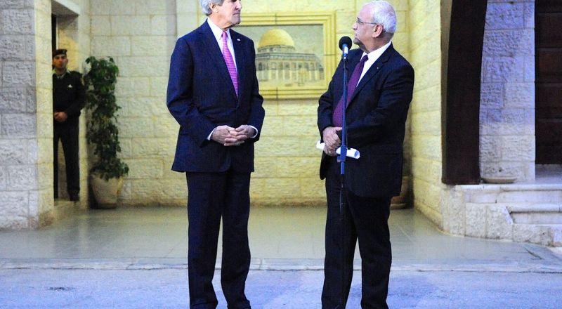 عريقات حول الاجتماع الاقتصادي المزمع عقده في المنامة