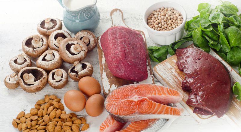 10 أطعمة تساعد في ترميم وتعويض نقص فيتامين